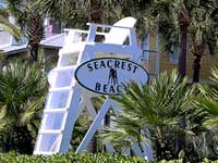 Seacrest homes and real estate along 30a in florida
